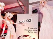 Lancement féérique pour l'Audi Cayenne