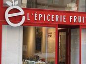 L'épicerie fruit Lyon