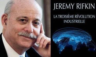 La 3e révolution industrielle annoncée par Jeremy Rifkin