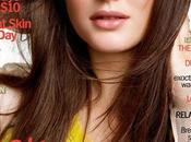 Leighton Meester couverture Marie-Claire qu'en dit-on