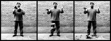 ai weiwei urne han En Bref : Les Entrelacs dAi Weiwei au Jeu de Paume...