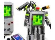Nintendo Game Tetris Transformers LEGO