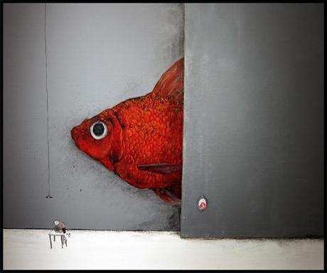 ella pittr galerie le feuvre 4 Contes urbains à la galerie Le Feuvre : Ella & Pitr