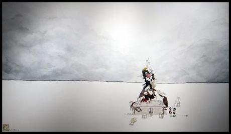 ella pittr galerie le feuvre 6 Contes urbains à la galerie Le Feuvre : Ella & Pitr