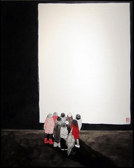 ella pittr galerie le feuvre 3 Contes urbains à la galerie Le Feuvre : Ella & Pitr