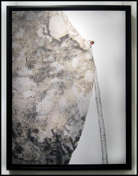 ella pittr galerie le feuvre 2 Contes urbains à la galerie Le Feuvre : Ella & Pitr