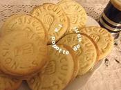 Biscuits maison nougat craquant