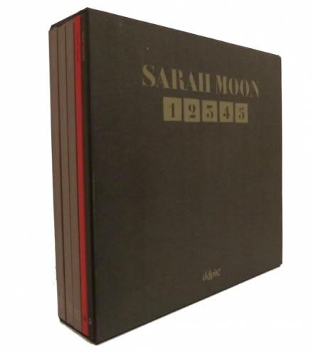 Le livre du week-end : Sarah Moon 12345
