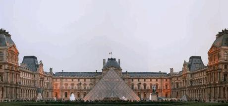Visiter le Louvre avec une Nintendo 3DS