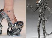 talons aiguille Alien