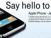 iPhone pour l'Irlande l'Autriche