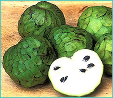 Fruits de Tahiti
