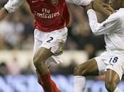 Arsenal Diaby buteur avec réserve