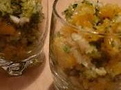 Salade orange fenouil