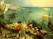 chute d'Icare Pierre Breughel l'ancien (Bruegel)