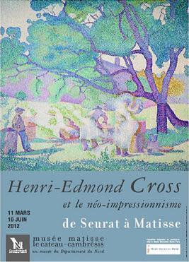 Henri-Edmond Cross au Musée Matisse du Cateau-Cambrésis