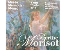 Berthe Morisot, exposition musée Marmottan-Monet
