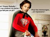 2012, vote... SUPER REBELLE (Christophe Alévêque)