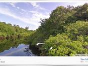 Google Street View maintenant l'Amazone