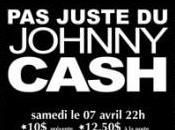 "Flip ""Original Line-Up"" Chante Juste Johnny Cash Sunny Duval avril 2012 Cercle"