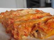 Cannellonis thon poivron rouge
