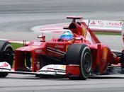 Belle victoire d'Alonso Sepang