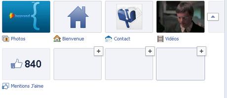 Facebook timelie Application Timeline pour les pages Fan sur Facebook   Le guide complet