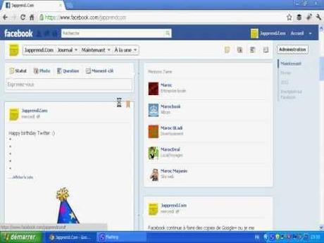 0 Timeline pour les pages Fan sur Facebook   Le guide complet
