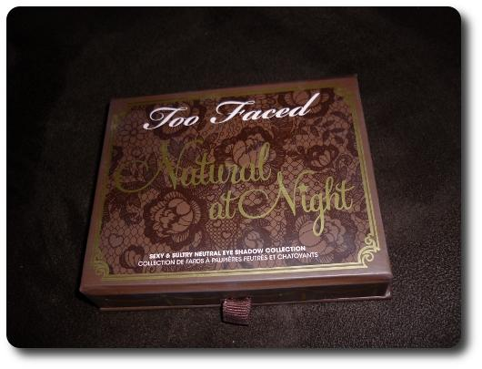 3 looks avec la palette Natural At Night de Too Faced