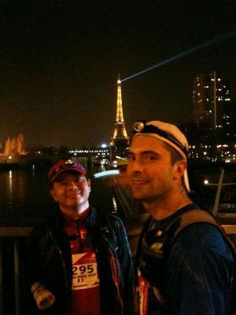 Guillaume giao eco-trail de paris 80 km tour eiffel