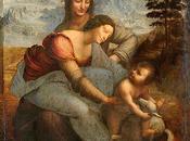 Sainte-Anne Léonard Vinci retrouve bonne mine