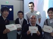 goes international avec Chiba University