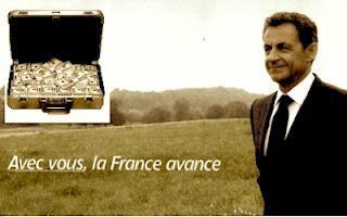 Sarkozy: des millions et des affaires.