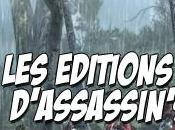 [news] éditions collectors d'assassin's creed dévoilées