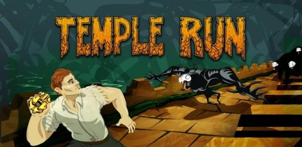 temple run 600x293 Temple Run sur Android