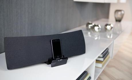 Logitech UE Air Speaker Logitech dévoile lAir Speaker, une enceinte Airplay