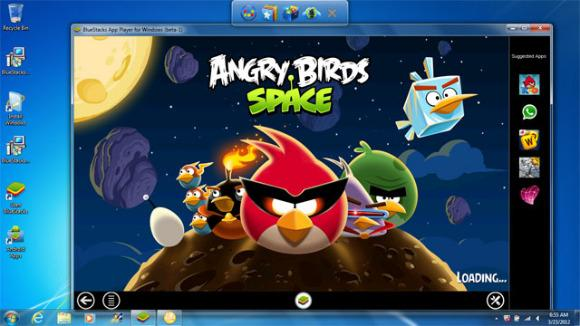 BlueStacks, les 450.000 applications Android sur Windows