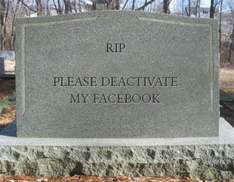 Facebook RIP Comment signaler le profil Facebook dune personne décédée