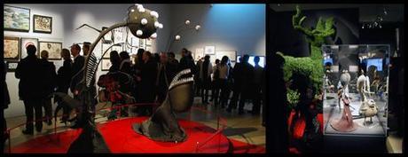 Tim Burton : gothique et merveilleux à la Cinémathèque