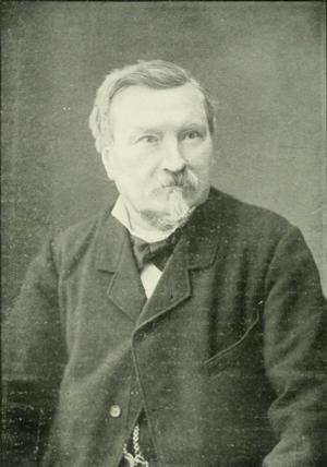 Parution de la première biographie de Gustave de Molinari