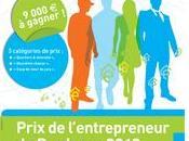 Emploi Bordeaux ouvre Prix l'entrepreneur 2012