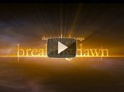 Découvrez trailer officiel Breaking Dawn part minutes)