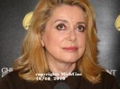 Catherine Deneuve honorée demain States