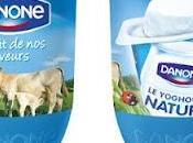 yaourts Danone font peau jeune