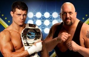 Cody Rhodes affronte le Big Show pour le titre de Champion Intercontinental