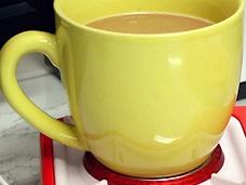 réchauffe tasse