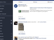 Facebook jour pour l'écran Retina l'iPad