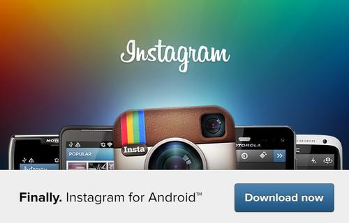 Instagram Android Instagram sur Android (enfin)