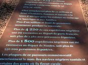 Nantes Mémorial Abolition Esclavage
