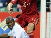 Bayern Munich-Olympique Marseille: l'hymne défaite.